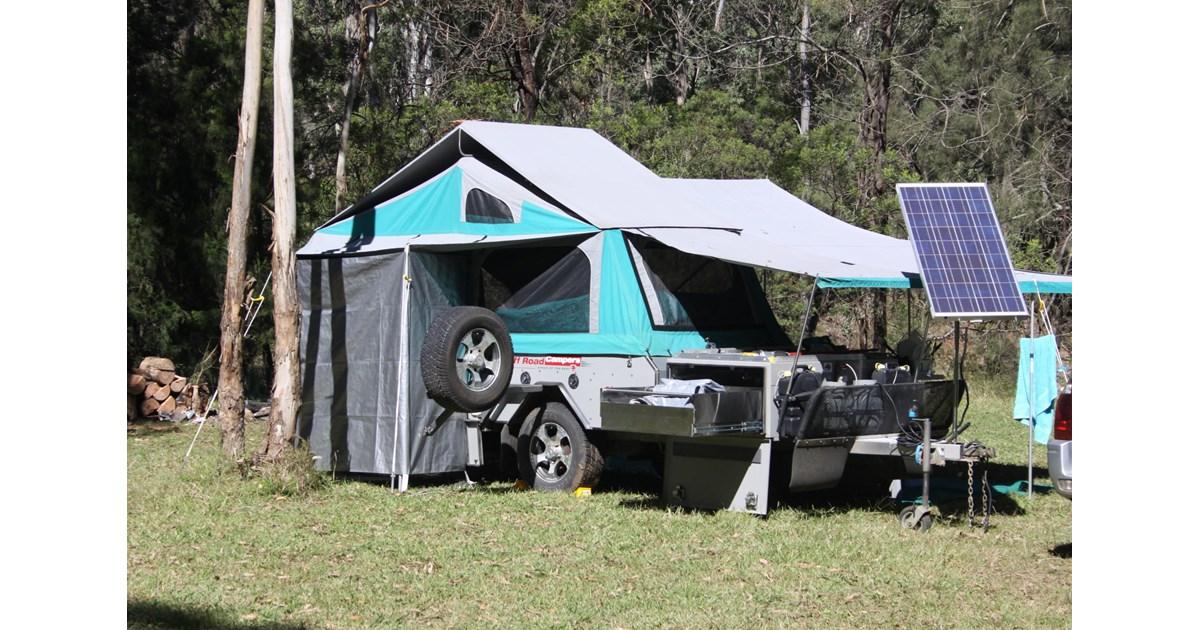 Innovative  Pty Ltd  Camper Trailers Amp Caravans  100 Hopkins St  Moonah
