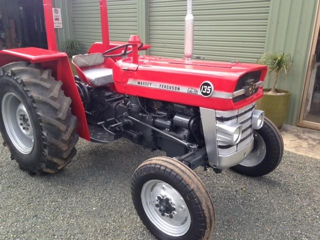 MASSEY FERGUSON 135 Straight Axle for sale