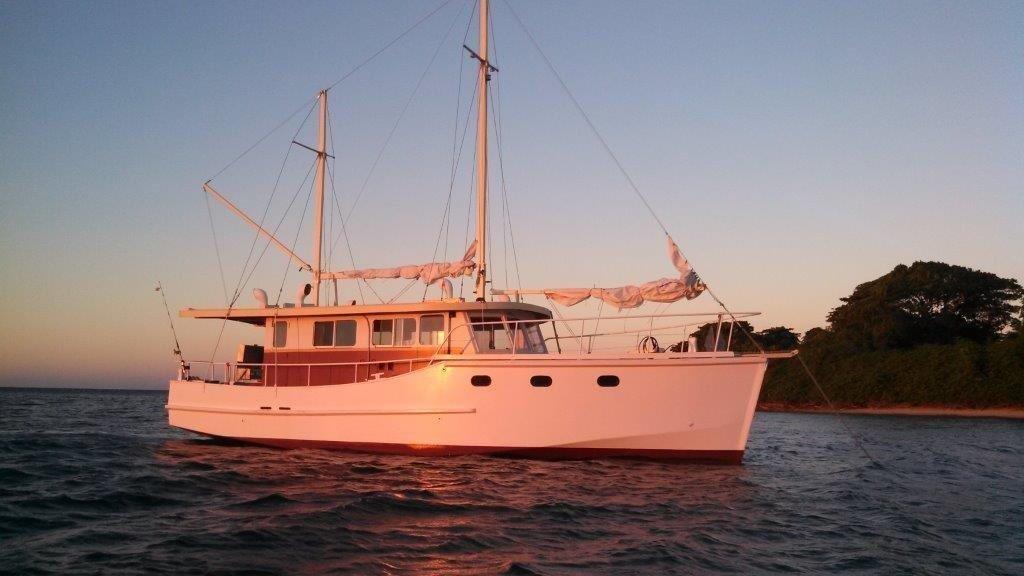 2012 Motorsailer Custom For Sale Trade Boats Australia