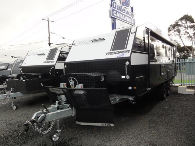 Simple New LOTUS CARAVANS FREELANDER Caravans For Sale