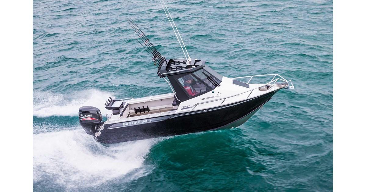 2018 BAR CRUSHER 730HT for sale | Trade Boats, Australia