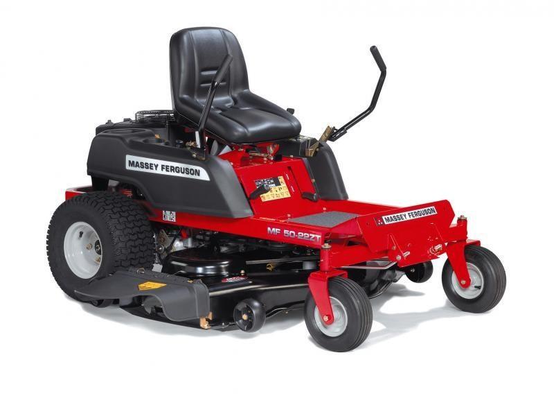 Massey Ferguson Mf 50 22zt Zero Turn Mower For Sale
