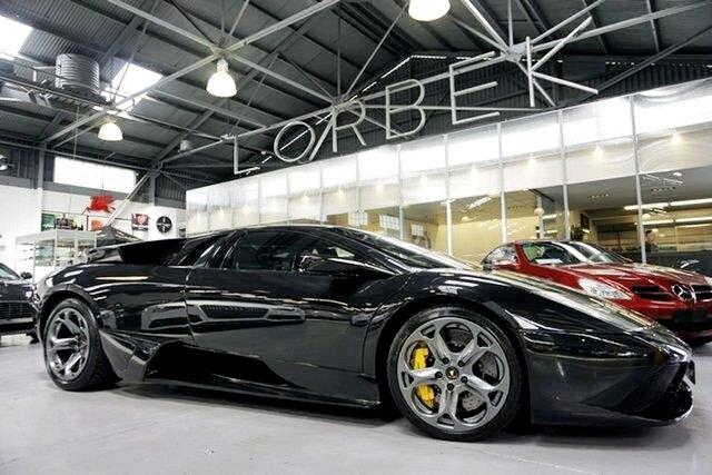 2007 Lamborghini Murcielago Lp640 For Sale