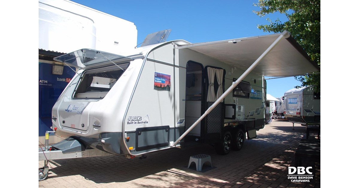 Beautiful Here Is Another South African Camper Trailer This One Is A Jurgens