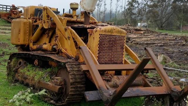 1965 caterpillar 933g traxcavator for sale rh farmtrader co nz Arctic Cat Repair Diagrams Cat Repair Manual