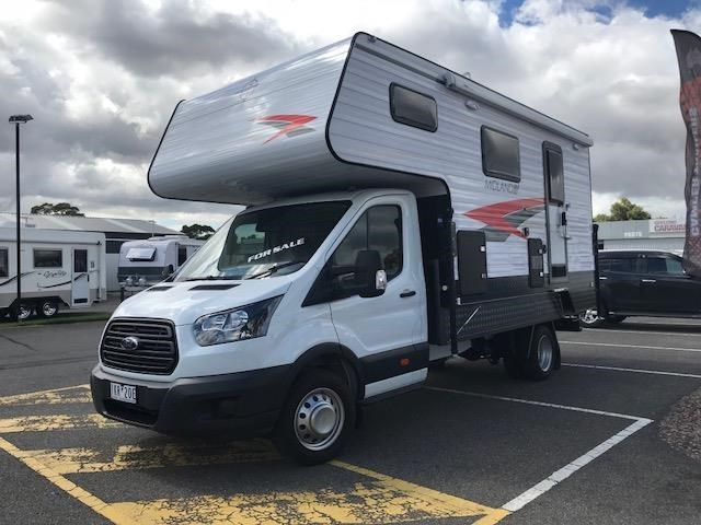 2017 FORD TRANSIT MOTORHOME For Sale