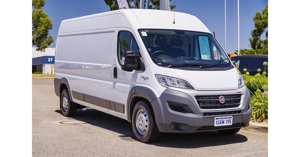 2017 Fiat Ducato Mid Roof For Sale
