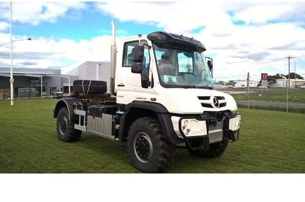 2018 MERCEDES-BENZ UNIMOG U530 UGE for sale