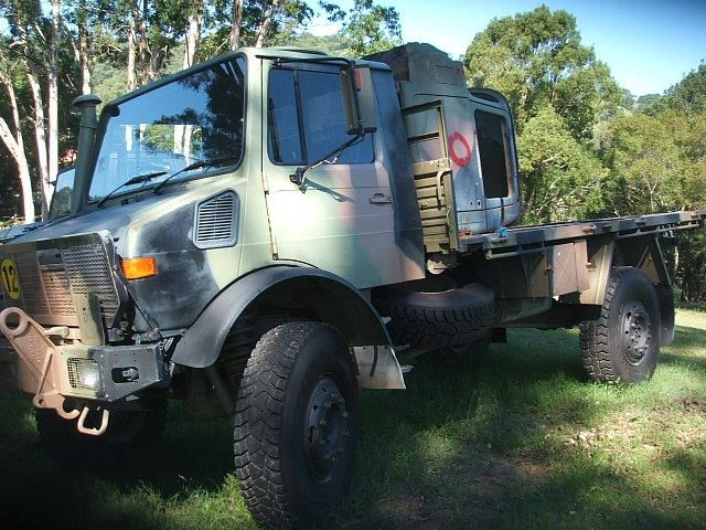1985 MERCEDES-BENZ UNIMOG UL1700L for sale