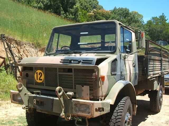 MERCEDES-BENZ UNIMOG UL1700L for sale