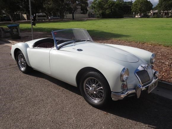 1961 mg a series 1 1600cc for sale publicscrutiny Gallery