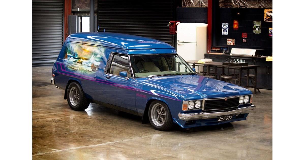 1977 Holden Sandman For Sale