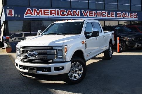 2017 Ford F250 Platinum For Sale
