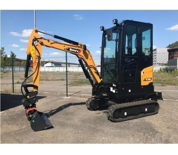 2019 SANY SY18C Mini Excavator SY18C for sale