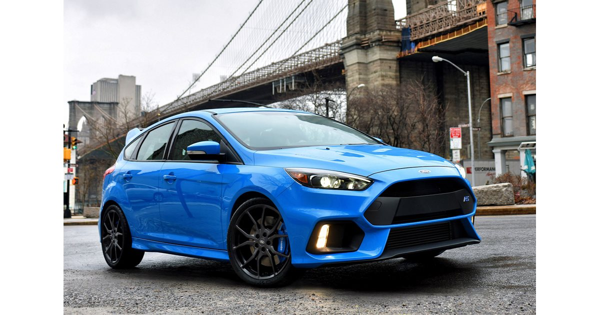 ford focus rs pricing announced. Black Bedroom Furniture Sets. Home Design Ideas