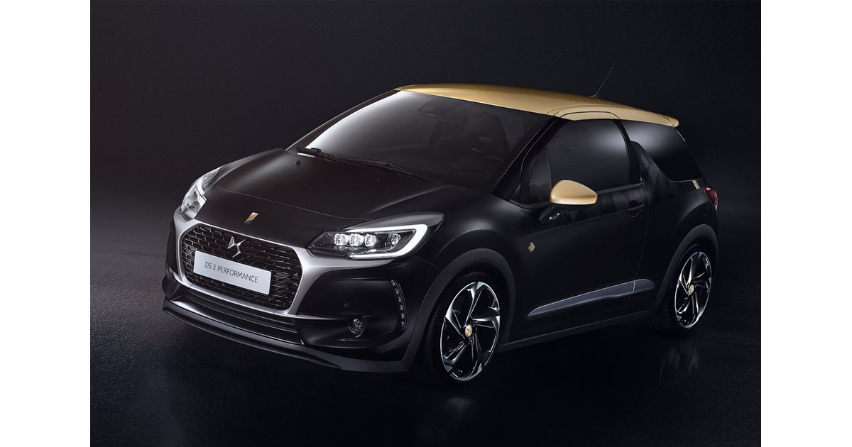 ds 3 gets 300nm performance hot hatch version. Black Bedroom Furniture Sets. Home Design Ideas