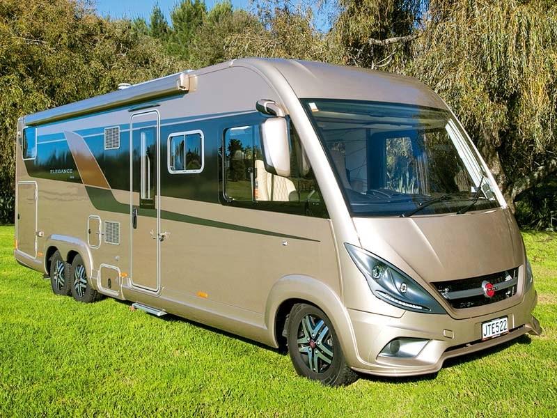 Campervans For Sale >> Burstner Elegance i840G review