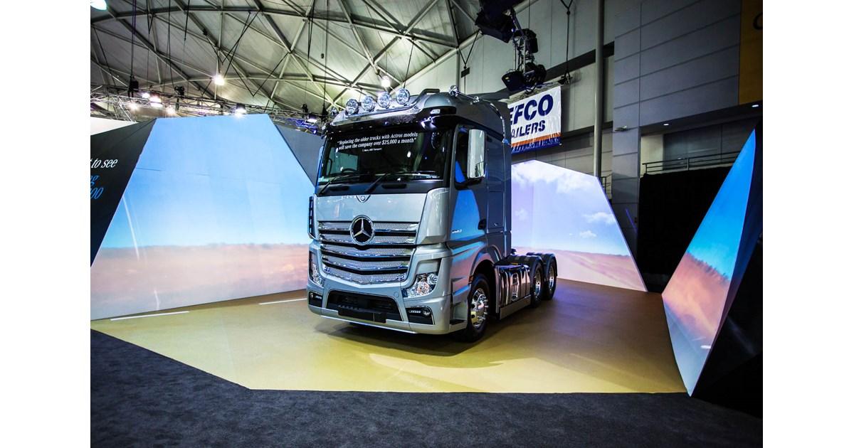 Brisbane Truck Show 2017 News