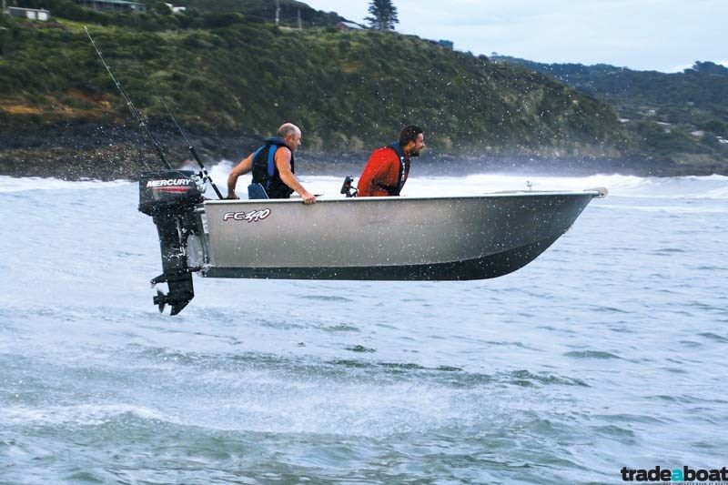 Fish City FC390 Tiller and Side Steer review