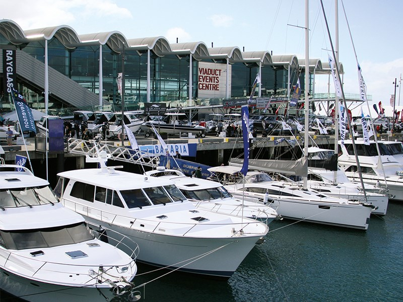 Auckland On Water Boat Show Is Here