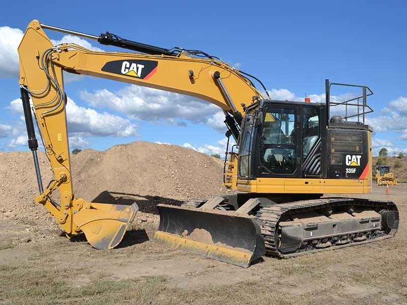 Cat  Excavator Review