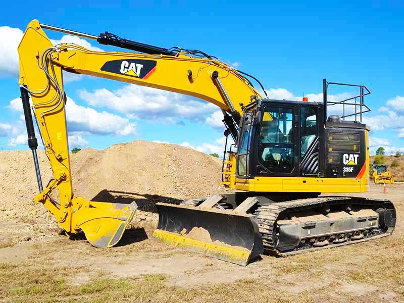 Cat  Excavator Reviews