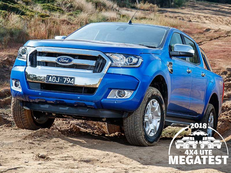 Ford Ranger Xlt Review Best Dual Cab Utes Australia 2018