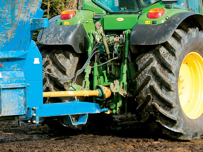 Farm Tractor Pto Accidents : Pto safety and maintenance tips