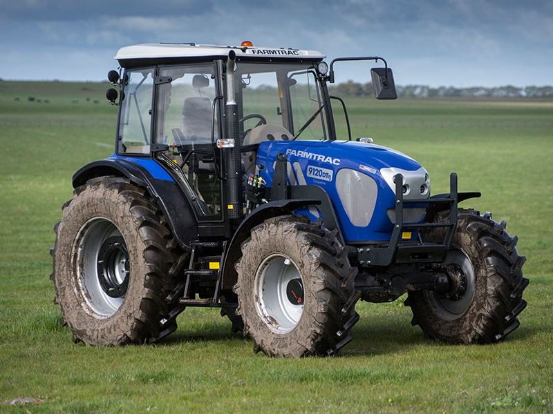 Review: Farmtrac 9120 DTN tractor | Full Test & Specs
