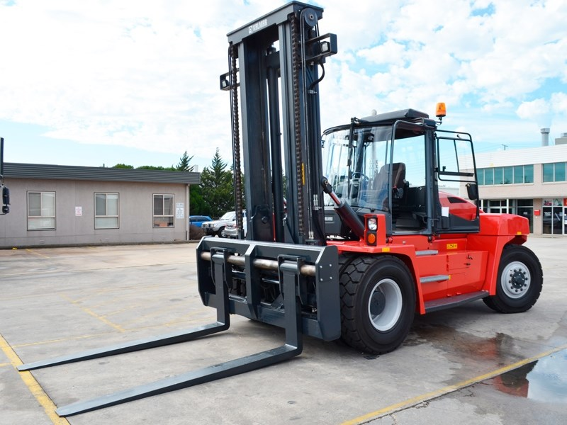 Kalmar Dcg160 Forklift Review Trade Plant And Equipment