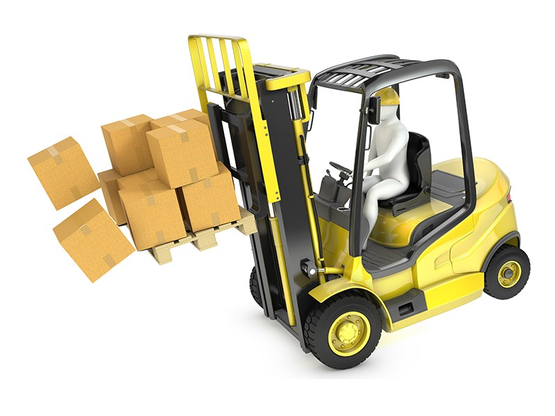 Forklift Safety Tips Look After Your Load Trade Plant