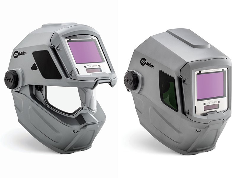New Miller T94 Welding Helmets Aim To Minimise Fatigue