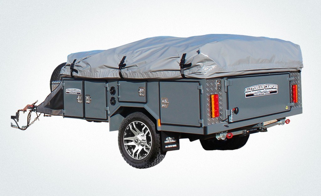 new all terrain camper trailers seeker full off road camper trailers for sale. Black Bedroom Furniture Sets. Home Design Ideas
