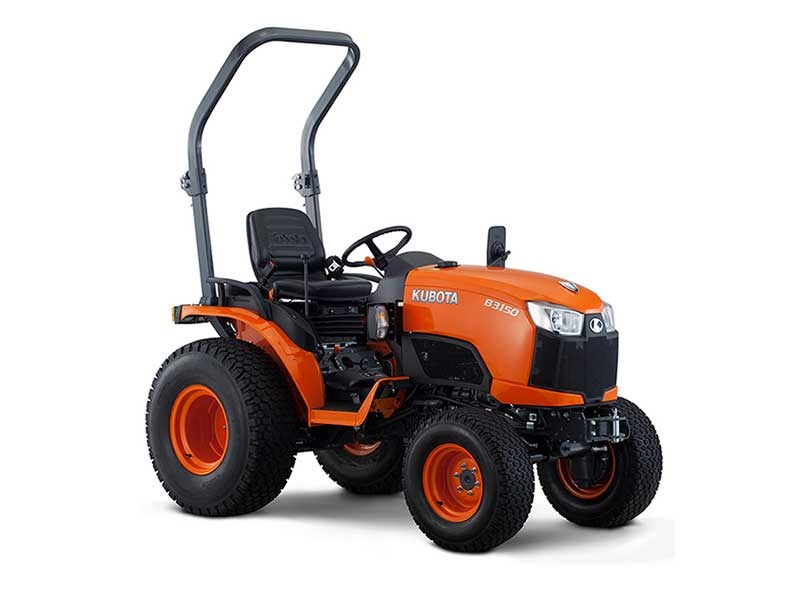 New KUBOTA B3150HD Tractors for sale