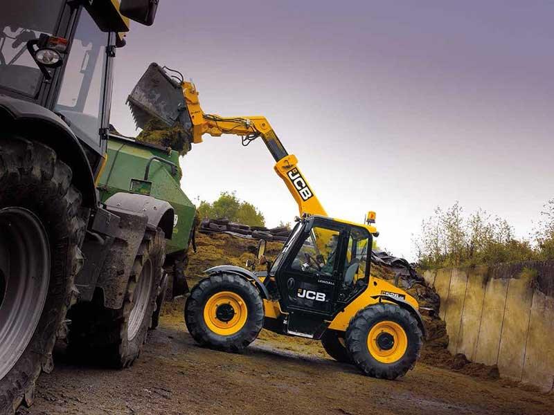 New Jcb 525 60 T4 Materials Handling For Sale