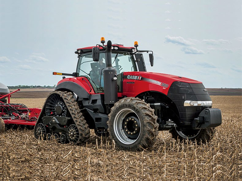 New Case Ih Magnum Rowtrac 340 Cvt Tractors For Sale
