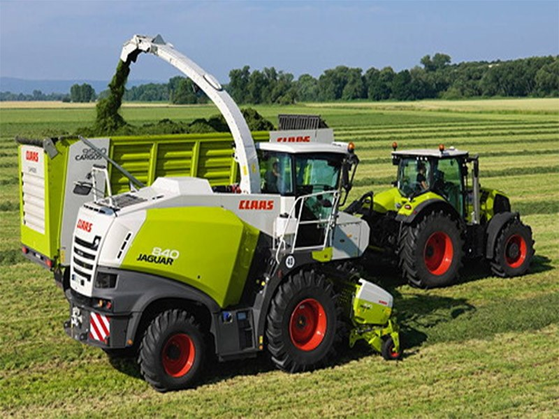 New Claas Jaguar 840 Harvesting For Sale