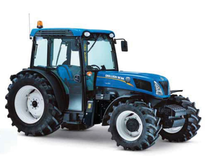 Side By Side Atv >> New NEW HOLLAND T4.95F 4WD ROPS Tractors for sale
