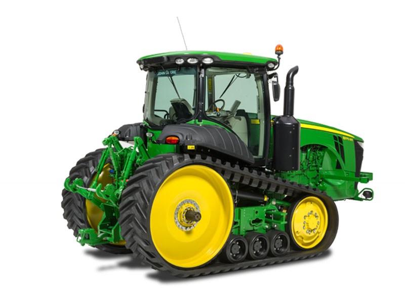term paper over john deere tractors