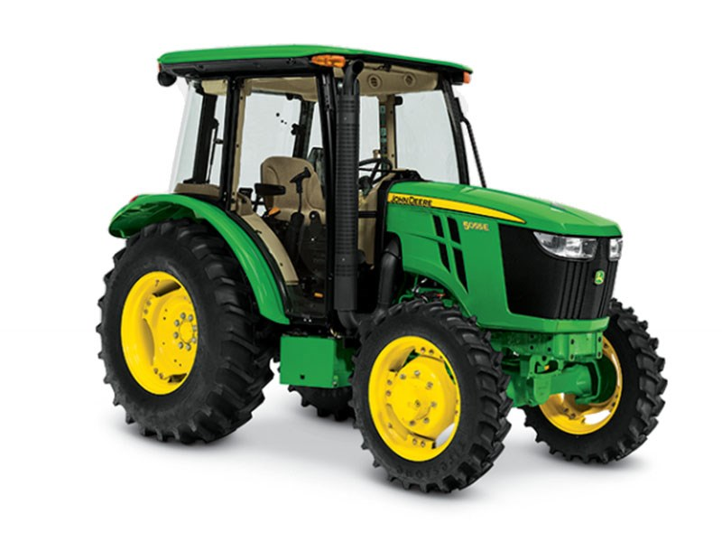 John Deere Utv >> New JOHN DEERE 5065E CAB Tractors for sale