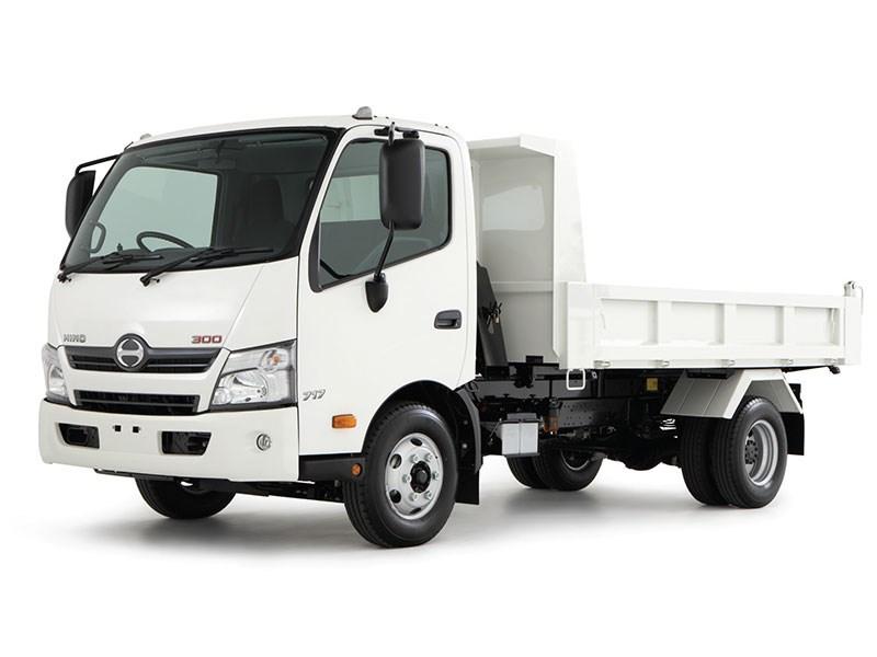 New HINO 300 616 IFS TIPPER Trucks for sale