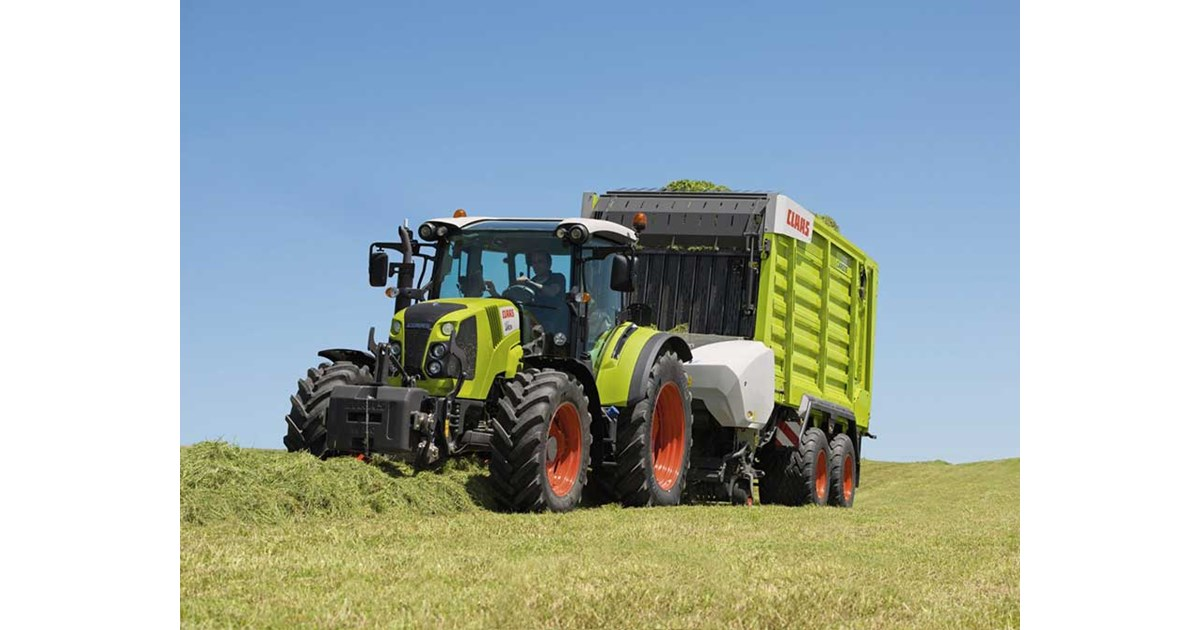 New Claas Arion 430 Cis Tractors For Sale
