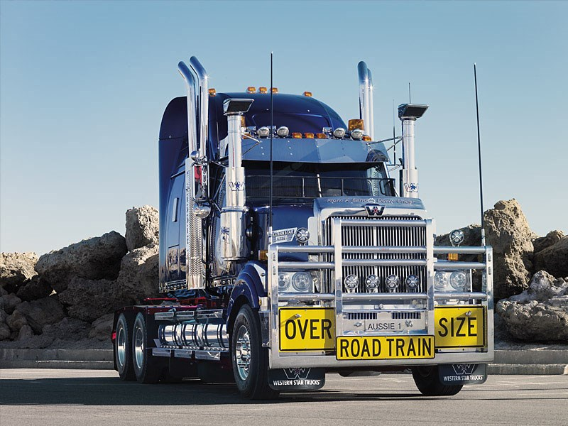 New Western Star 4900 Fxc Trucks For Sale