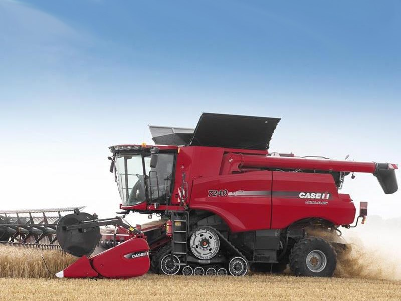 New CASE IH AXIAL FLOW 7240 Harvesting for sale