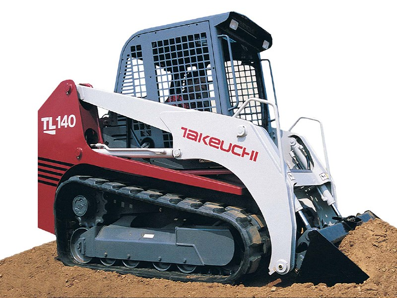 New TAKEUCHI TL140 Loaders for sale