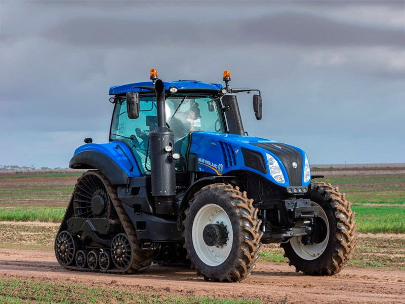 New New Holland T8 435 Ac St Tractors For Sale