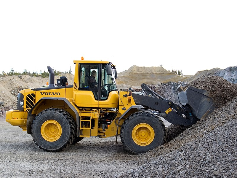 new spec wheelloader sale for loaders volvo detail
