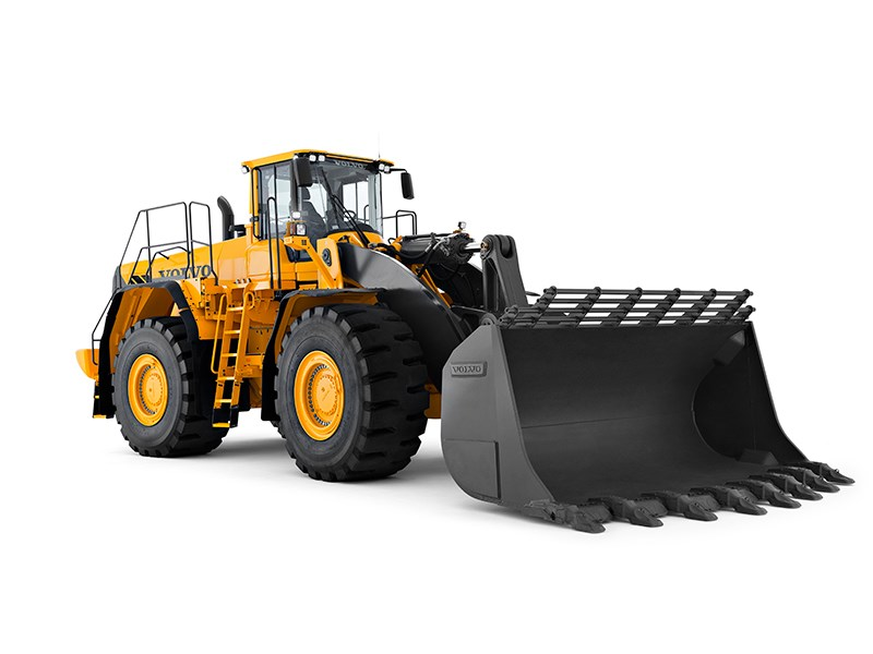 New Volvo L350f Loaders For Sale