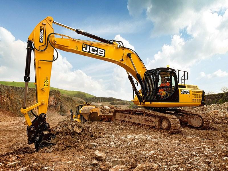 New JCB JS370LC Excavators for sale