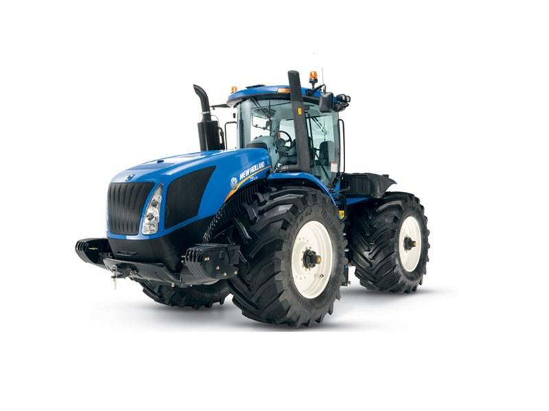 New New Holland T9505 2b Scraper Tractors For Sale